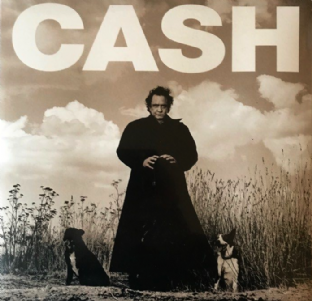 Johnny Cash - American Recordings (LP) (180g  Vinyl) (M/M) (Sealed)